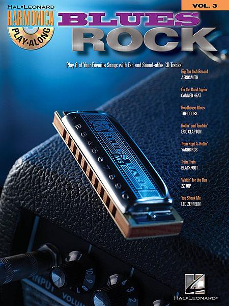 harmonica lick for blackfoot train train