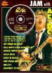 AC/DC, JAM WITH. TOTAL ACCURACY. CD TABLATURE